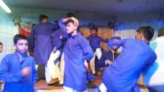 getlinkyoutube.com-Jalali Set-Bonobasher shadhon song gaye holud dance performance...
