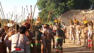 getlinkyoutube.com-Festa do Ya-wari em Kamayurá