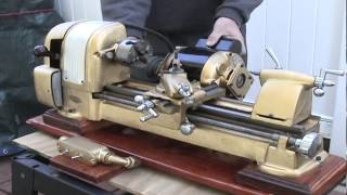 getlinkyoutube.com-Metal Lathe