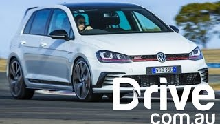 2016 Volkswagen Golf GTI 40 Years Review | Drive.com.au