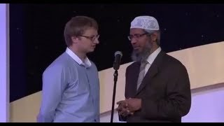 getlinkyoutube.com-3 people convert to Islam with Dr Zakir Naik - July 2013 / Ramadan 1434