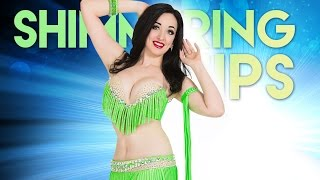 getlinkyoutube.com-Shimmering Hips - belly dance shimmy Layering with Shahrzad