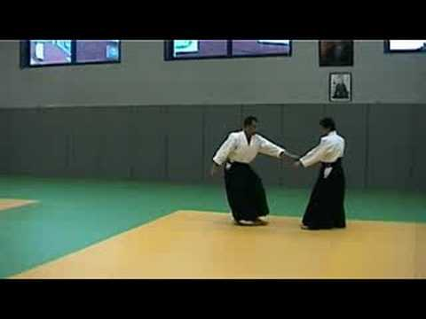 AIKIDO UDE KIME NAGE