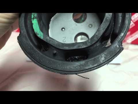 Где задние пружины в Lexus LS400