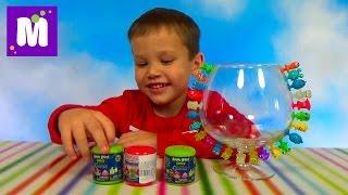 getlinkyoutube.com-Энгри Бёрдс Машемс и Стикизы распаковка игрушек Angry Birds Mashems and Stikeez unpacking toys