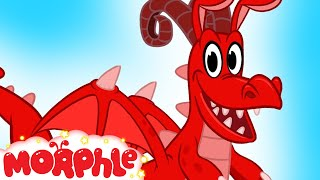 getlinkyoutube.com-My Pet Dragon - Dragons for kids videos + kids 44 minute video compilation by My Magic Pet Morphle