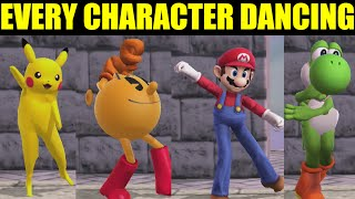 getlinkyoutube.com-What if Every Character Could Dance/Pose Like Bayonetta in Super Smash Bros Wii U (Smash 4 Mods)