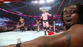 getlinkyoutube.com-Diesel returns to WWE at Royal Rumble 2011