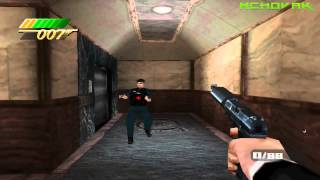 getlinkyoutube.com-James Bond 007 the world is not enough Playstation 1 gameplay