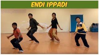 Endi Ippadi | The Crew Dance Company Choreography | Enakkul Oruvan | Dance Cover