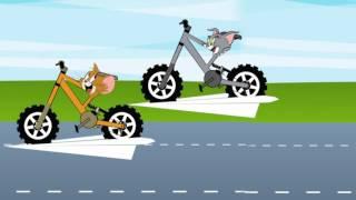getlinkyoutube.com-Tom And Jerry Cartoons - Bicycle For Children - Kids Movie Kids Cartoon