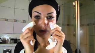 getlinkyoutube.com-طريقة تنظيف الوجه بالبخار