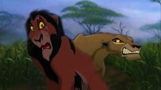 getlinkyoutube.com-Disney Villains: The Series - 1x06 Zira & Scar - Dark Horse (Crossover)
