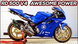 getlinkyoutube.com-Yamaha RD 500 V4 || Awesome Power & Sound!