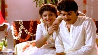 getlinkyoutube.com-Evandi Aavida Vachindi Movie || Harish & Rambha Firstnight Scene || Harish, Rambha