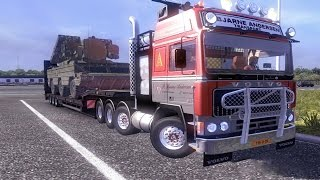 getlinkyoutube.com-Volvo F10 8×4 1000 HP ETS2 (Euro Truck Simulator 2)