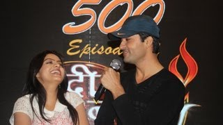 getlinkyoutube.com-Diya Aur Baati Hum -  500 Episode Celebration with Media - EXCLUSIVE