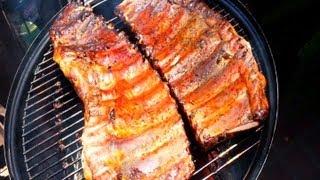 getlinkyoutube.com-Baby Backs & Spare Ribs - Smoking Hot!
