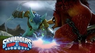 "getlinkyoutube.com-Official Skylanders Trap Team: ""The Discovery"" Trailer"