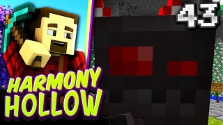 """""""MY NIGHTMARE WAS REAL""""   Minecraft Harmony Hollow Modded SMP #43"""