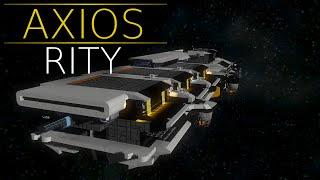getlinkyoutube.com-Axios Carrier   Hallow Wreckage   Space Engineers