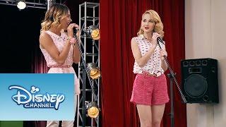 """Violetta: Momento Musical: Violetta y Ludmila interpretan """"Más que dos"""""""