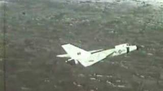 First Flight of the Avro Arrow