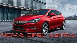getlinkyoutube.com-Nova Opel Astra 2015. - Review - TEST VOZILA