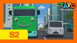 Tayo I'll help you, Big l Tayo S2 EP4 l Tayo the Little Bus