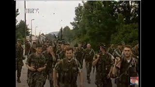 getlinkyoutube.com-Ulazak Hrvatske Vojske u Glamoc / Liberation of Glamoc by Croatian Army / 29.07.1995