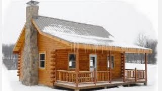 getlinkyoutube.com-Pre Built Hunting Cabins Under $10,000