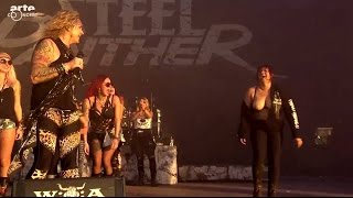 getlinkyoutube.com-Steel Panther Wacken 2016 full show