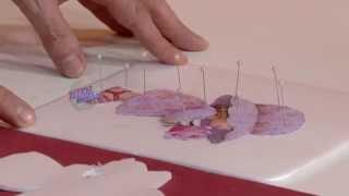 Jorge Rubicce - Muñecas en Decoupage 3D