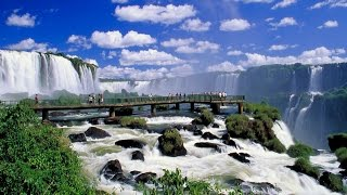 Iguazu Falls In South America: The Largest In The World