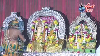 இணுவில் காரைக்கால் சிவன் கோவில் கொடியேற்றம் 17.07.2018