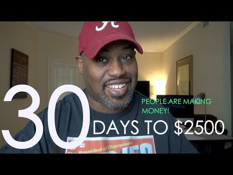 BEAT THE INCREASE 30 Days To $2500 |  Sales Training