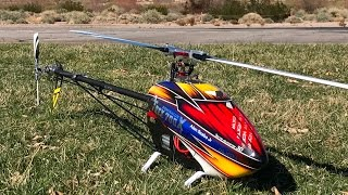 getlinkyoutube.com-Alan Szabo Jr. ALIGN Trex 700X Las Vegas FF 2/24/17