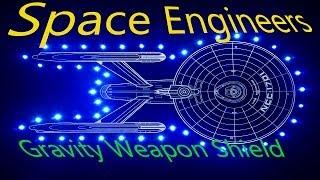getlinkyoutube.com-Space Engineers Gravity Shield