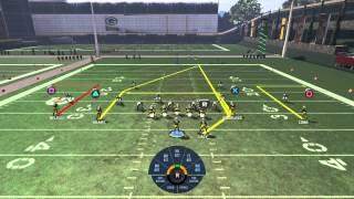 getlinkyoutube.com-Madden NFL 16 how to beat a cover 2 defense
