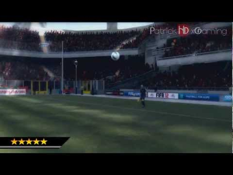 Fifa 12 | Skills Guide | MC Geady Spin Tutorial | +Controller Animation | HD