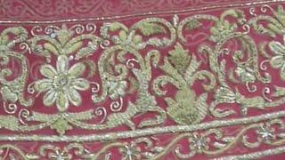 getlinkyoutube.com-Hand Embroidery Company Beading Tutorial