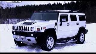 getlinkyoutube.com-102 Hummer H2 2009 - Наши тесты