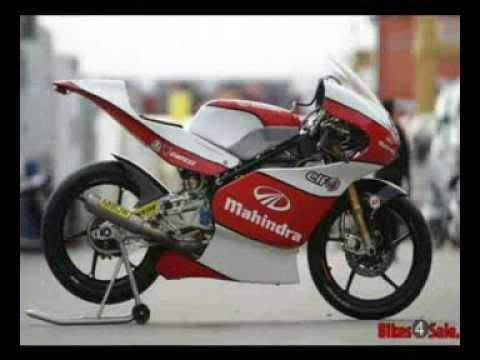 Mahindra bike - specification