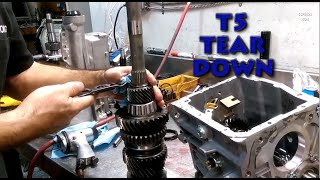 getlinkyoutube.com-How to disassemble a T5 World Class Transmission
