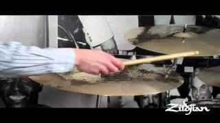getlinkyoutube.com-2011 Zildjian Rarities Cymbals - K Dark Thin Series