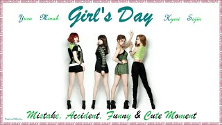 getlinkyoutube.com-PART 77: Kpop Mistake & Accident [GIRL'S DAY only.]