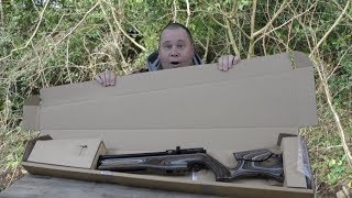 getlinkyoutube.com-UNBOXING - Air Arms S510 Ultimate Sporter Air Rifle