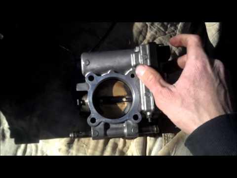 EGR Valve & Tube/Throttle Body Cleaning - 2001 Isuzu Rodeo