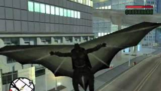getlinkyoutube.com-GTA San Andreas : The Dark Knight Begins (Mod & Parody)