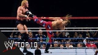 getlinkyoutube.com-Career Making Kicks - WWE Top 10